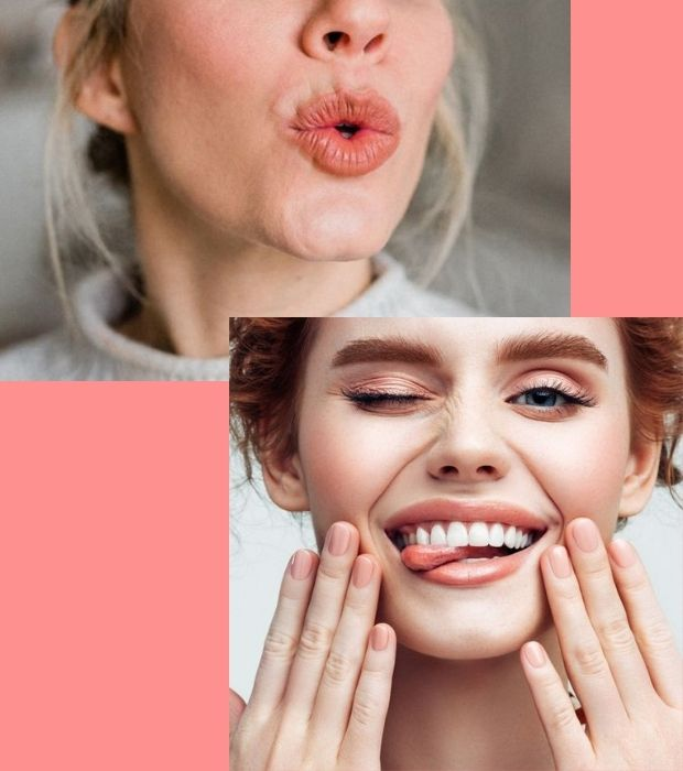 rughe labbra