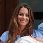 "Royal baby hair: Kate Middleton sfoggia il ""balayage"""