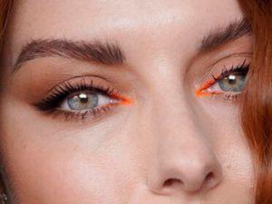 Il punto luce occhi si fa pop e multicolor