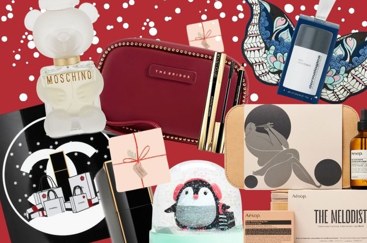 29 idee regalo beauty per questo Natale
