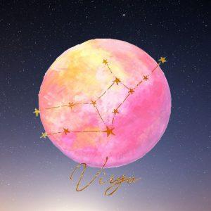 luna in vergine