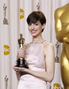 Hathaway da Oscar