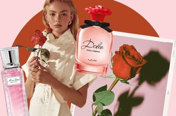 I profumi alla rosa come non li hai mai sentiti
