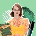 L'ombretto verde è il must delle sfilate: ecco come usarlo