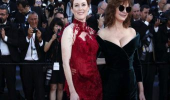 Over 50 alla riscossa sul red carpet di Cannes 2017