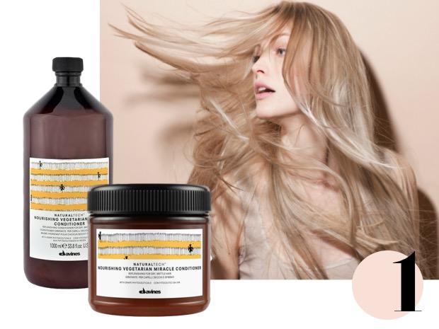 trattamento ristrutturante capelli