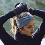 13 idee (fashion, ma efficaci) per legare i capelli quando corri