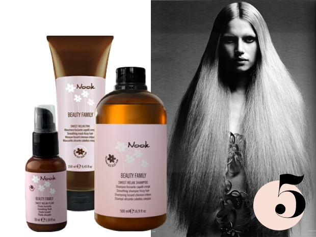 capelli crespi soluzione
