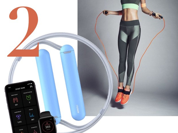 jumping rope con app