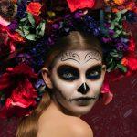Il trucco più trendy per Halloween? Si chiama Sugar Skull