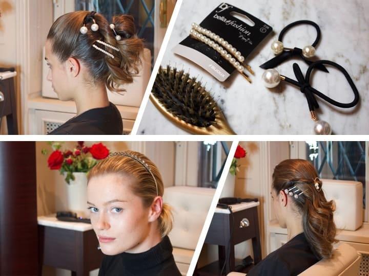 pregevole fattura design innovativo grande sconto Acconciature d'effetto in 4 mosse con i nuovi hair pin ...