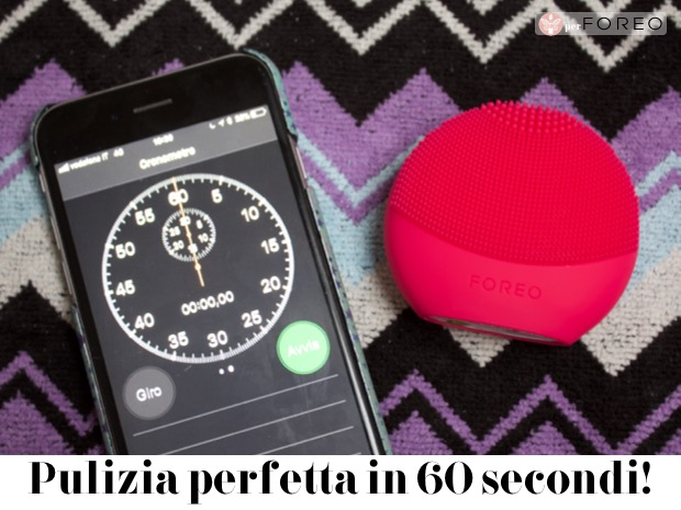recensione luna play foreo