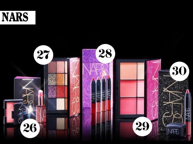 makeup natale 2019 nars