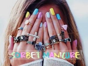 Trend: quant'è bello il Sorbet Manicure