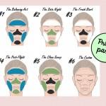 """Scopri come si fa una """"puzzle mask"""" (parte I)"""