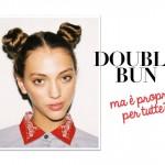 Double Bun: a chi sta bene, come farlo e come non sentirsi ridicole…