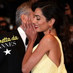 """Amal Clooney e tutte le """"signore in giallo"""" di Cannes"""