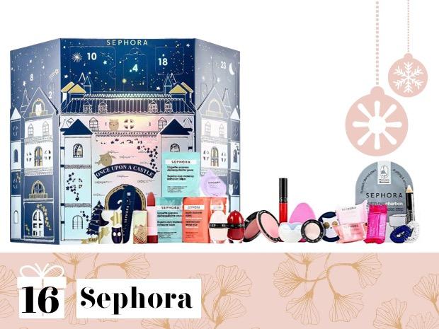 Sephora calendario avvento 2018