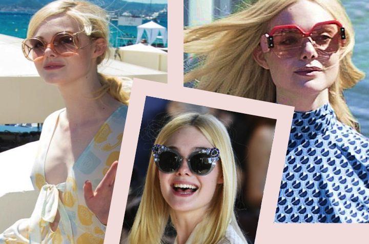 Cannes 2017: Elle Fanning e la forza del lens power