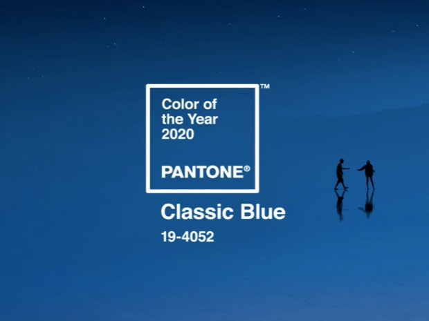 classic blue pantone