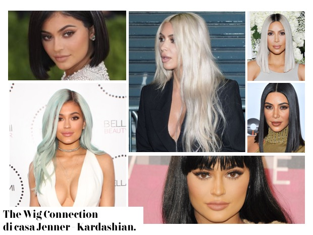 kylie jenner capelli