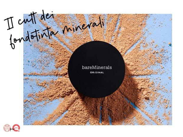 qvc fondotinta minerale