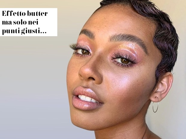 buttery skin