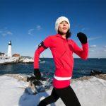 Dritte anti freddo per runner coraggiose