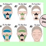 """Scopri come si fa una """"puzzle mask"""" (parte II)"""
