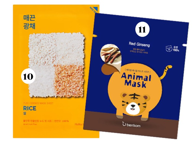 sheet mask riso