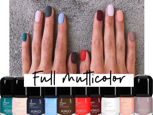pantone manicure