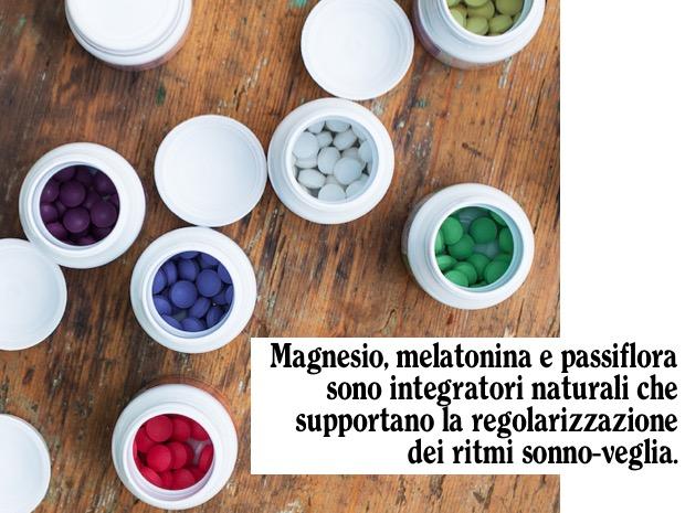 ora solare melatonina