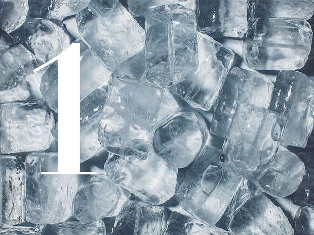 ghiaccio per crampi