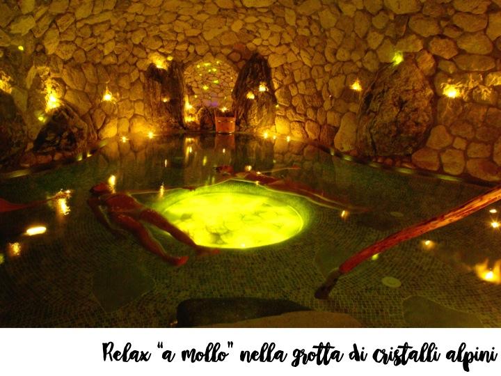 In valle isarco nella spa che il paradiso della sauna thepowderoom - Bagno turco raffreddore ...