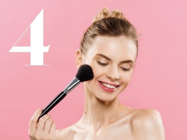 come fissare makeup