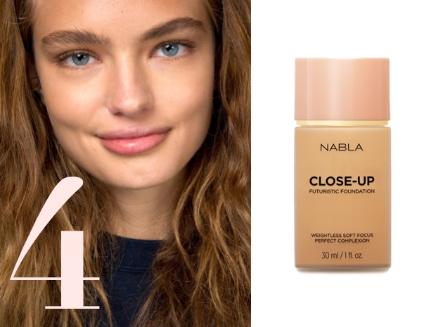 Nabla close up foundation