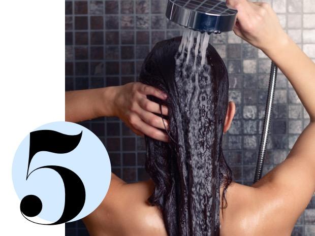 come diluire lo shampoo