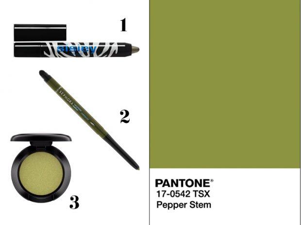 makeup pepper steam pantone 2019