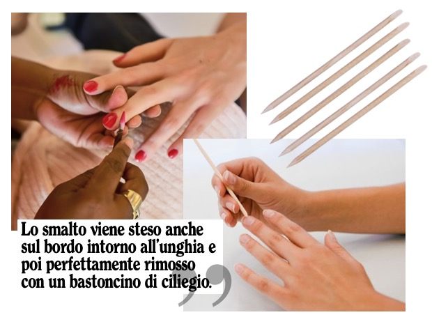 Manicure brasiliana