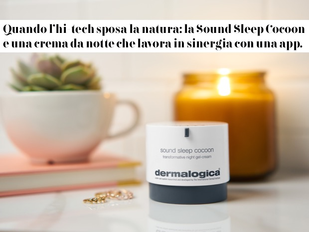 night coccoon dermalogica