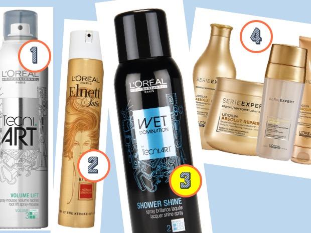 prodotti per capelli levante