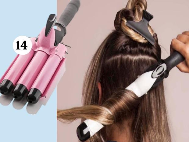 piastra onde capelli sottili