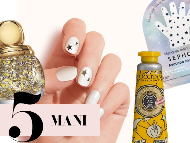 stelle nail art