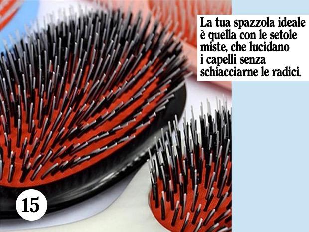 spazzola capelli sottili