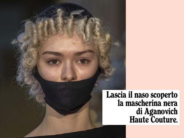 aganovich mascherina