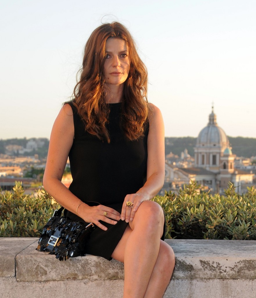 FENDI for Chiara Mastroianni