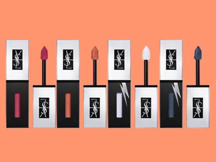 Rossetti vernis à lèvres Holographics Yves Saint Laurent