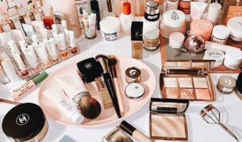 Come disinfettare ogni prodotto beauty case