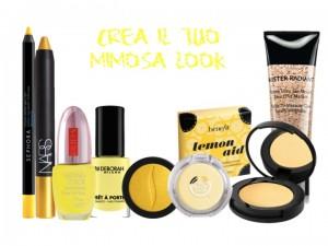L'8 marzo festeggialo con il Mimosa Look