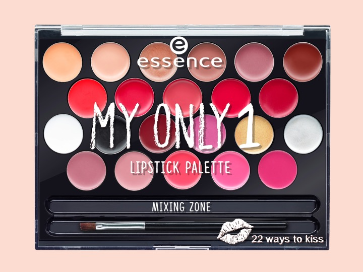 My Only 1 Lipstick Palette